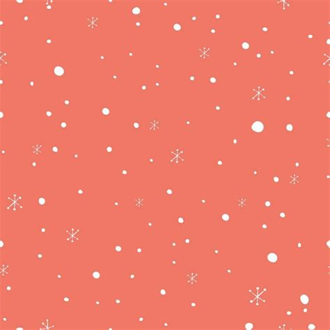xmas pattern vector christmas pattern with snow vector free download