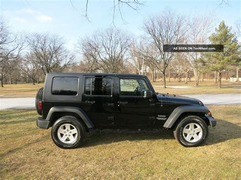 jeep wrangler unlimited sport top 2010 jeep wrangler unlimited sport in top