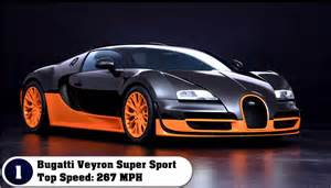 Fastest Bugatti Top Speed Fastest Cars In The World 2014 Top 10 Http Www
