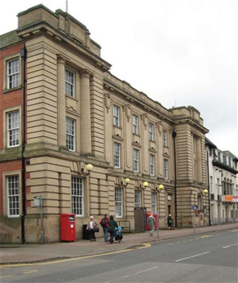 New Carlisle Post Office by Picture