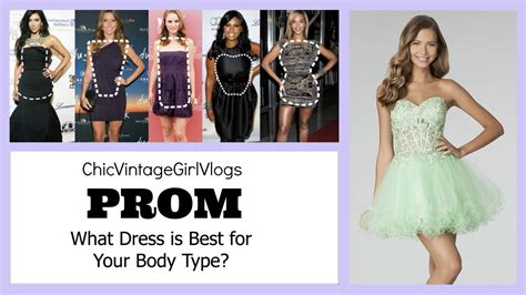 what is right for me the best prom dress for your shape w pictures