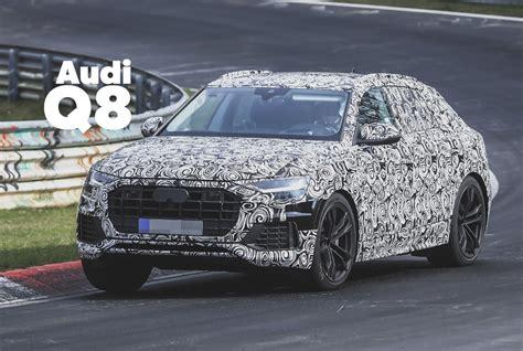Audi Q7 Startet Nicht by Audi Q8 2018 Erlk 246 Nig Erste Infos