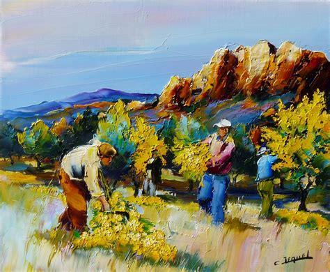 Paint A L by Galerie Tableaux Peintre Proven 231 Al Peintre De La Provence