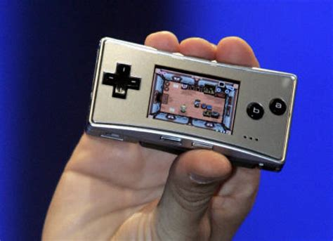 gameboy micro modifications the mod gods meet the game boy micro