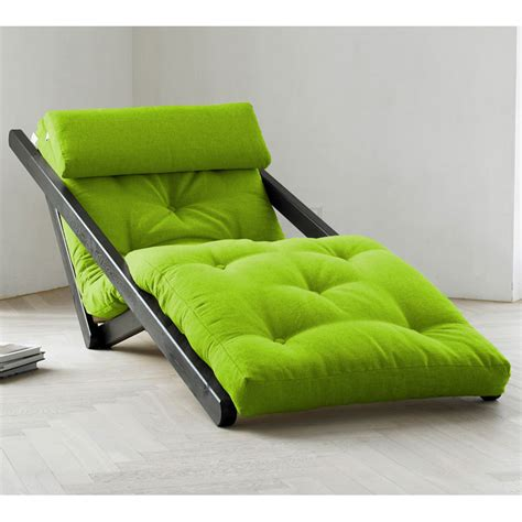 adult futon figo chaise lounge adults can have cool futons too