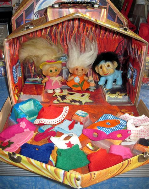 troll doll house tracy s toys and some other stuff troll house and family