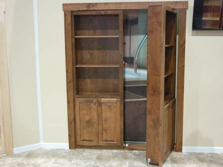 murphy door inc goes global with its bookcase doors