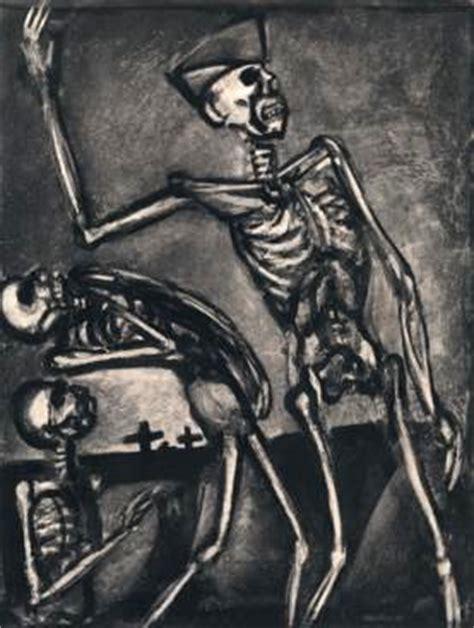 debout les morts fondation georges rouault