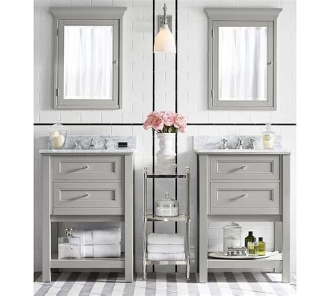 pottery barn recessed medicine cabinet hotel recessed medicine cabinet pottery barn