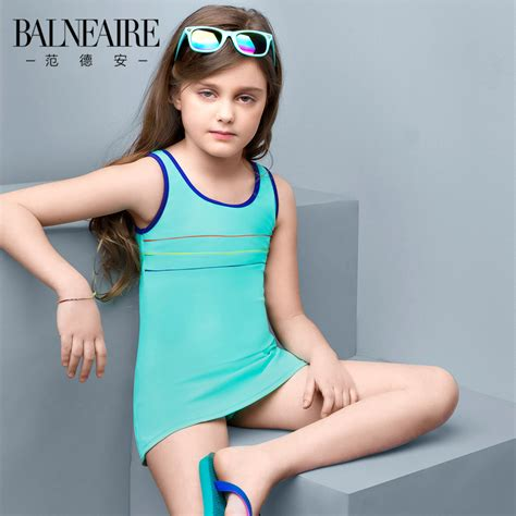girl 8 yrs and boy 5 yrs swimming underwater in a pool part 2 of van de skirted sunscreen child one piece swimsuit large
