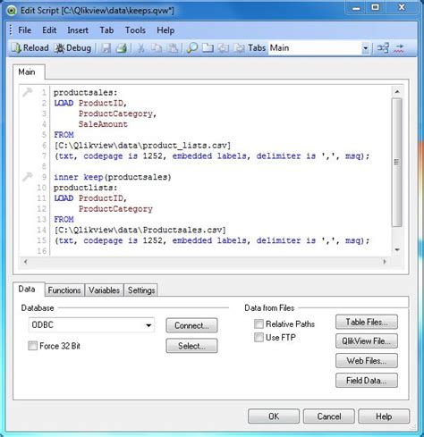 tutorial for qlikview qlikview keeps