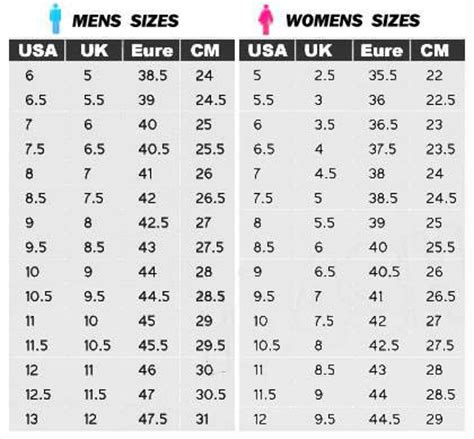 shoe size chart nike adidas adidas shoes size chart china helvetiq