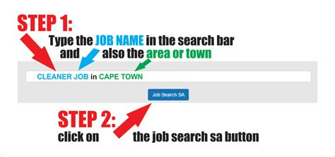 Search For In Sa Search And Apply For Available In South Africa