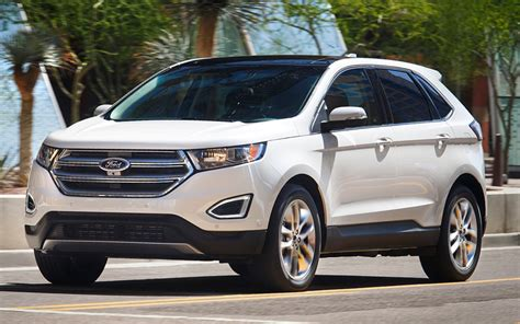 edge review 2015 ford edge review ratings specs prices and photos