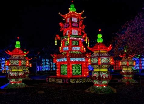 Botanical Gardens Lantern Festival Arts Entertainment Sports Biztimes Media