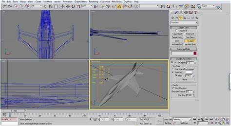 vector thrust tutorial quick tutorial 001 light cooking vector thrust mod db