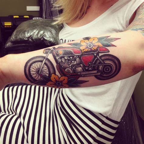 Meaning Of Motorrad by 25 Best Ideas About Motorcycle Tattoos On Pinterest
