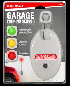 Garage Car Stop Lights Garage Parking Sensor