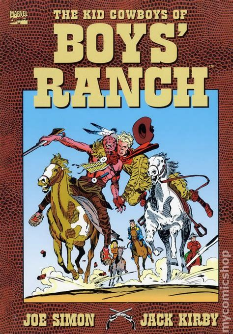 the bad boy cowboy ranch books kid cowboys of boys ranch hc 1992 marvel comic books