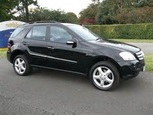 Used Mercedes Diesel For Sale Used Mercedes 2007 Automatic Diesel Class Ml280 Cdi