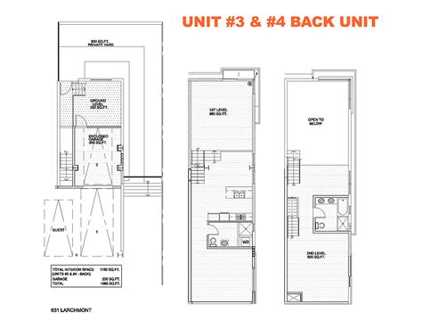 live work floor plans la live work lofts larchmont lofts floor plans