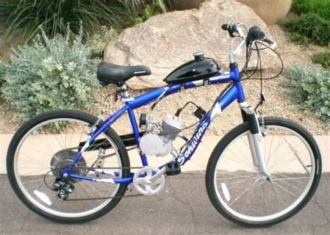 80cc Motorized Bicycle by The World S Catalog Of Ideas