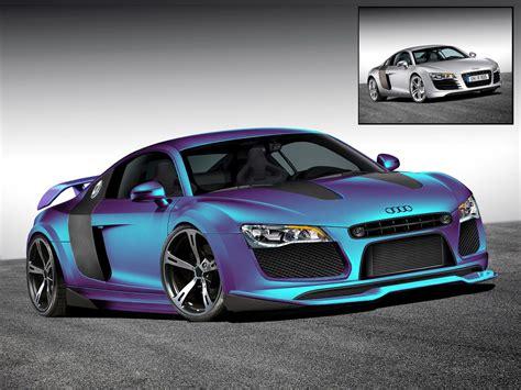 Auto Tuning Audi audi r8 virtual tuning car tuning central car tuning