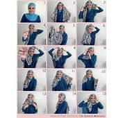 Saya Mau Ngasih Cara Memakai Hijab Nih Semoga Bermanfaat Yah