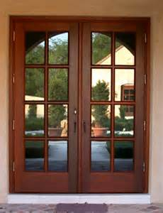 Images of Wood Exterior French Doors