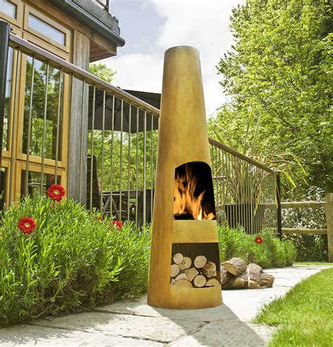 Best Outdoor Chiminea The Best Chimineas To Buy Chimeneas Outsidemodern