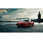 Ferrari 458 Italia 2013 Wallpaper  HD Car Wallpapers