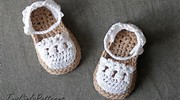 crochet pattern by twogirlspattern crocheting baby sandals free shoes