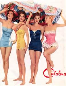 1950s swimsuits fashion catalina jpg
