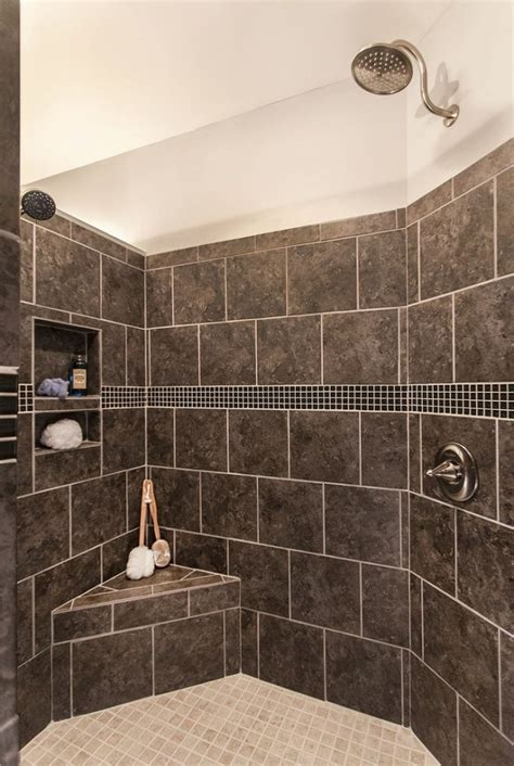 How To In The Shower For by Bed Bath Beautiful Tiled Showers For Modern Bathroom