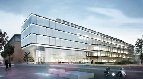 design factory henn to design glazed software factory in karlsruhe germany