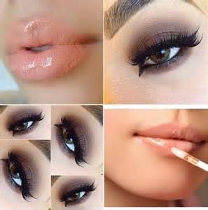 Makeup soft smokey eye makeup for brown eyes 2029582 weddbook