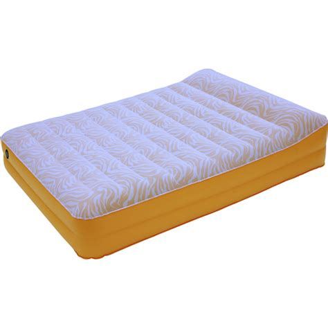 inflatable bed walmart aircloud safari 2 way air pump inflatable air bed