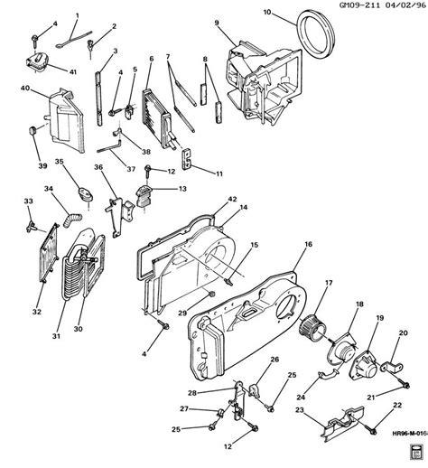 free auto repair manuals 1992 buick lesabre spare parts catalogs service manual 1992 buick lesabre climate control light replace heater core replacement 1991