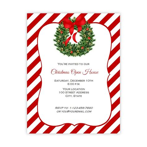 free christmas party templates templates franklinfire co