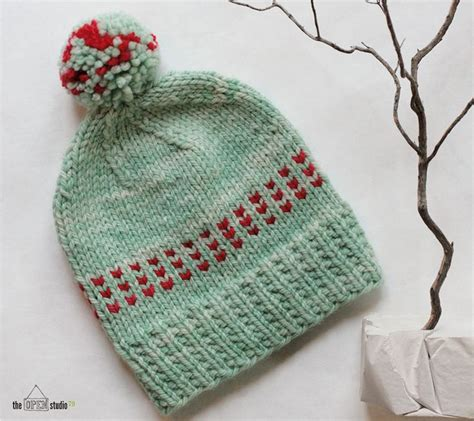 free knitting patterns for beginners theopenstudio 79 winter mint in malabrigo chunky in water