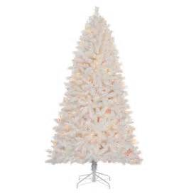 Holiday living 7 ft pre lit pine artificial christmas tree with