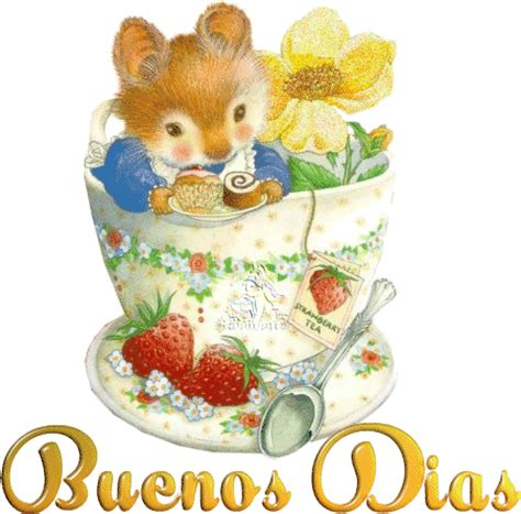 imagenes de buenos dias animadas en español im 225 genes con frases para dar buenos dias gifs de amor
