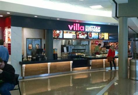 Villa Italian Kitchen by Villa Italian Kitchen Pittsburgh International Airport