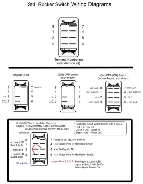 warn winch switch wiring diagram fitfathers me