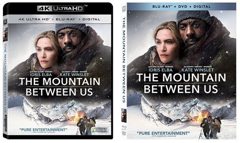 blu film us the mountain between us scheduled for digital blu ray 4k