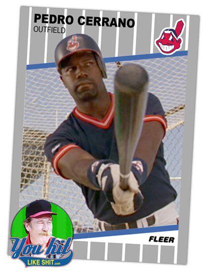 dennis haysbert baseball dennis haysbert movie baseball cards pinterest