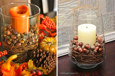 10 fall decor ideas clutter