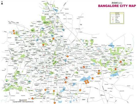 bangalore city map images bangalore map india satellite maps the