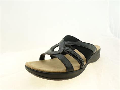 m s womens sandals yuu joeju womens sandals black size 7 m what s it