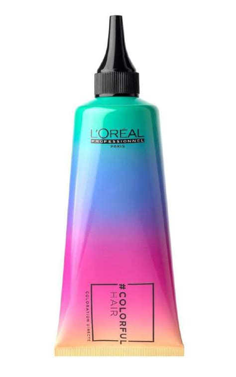 Mata Loreal semipermanentn 237 barva na vlasy colorfulhair lor 233 al ledov 225